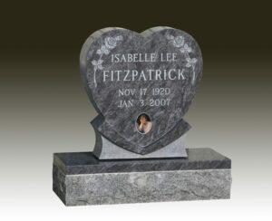 Fitzpatrick Upright Heart Memorial