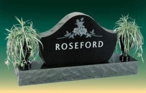 Roseford Family Upright Monument