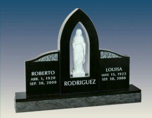 Rodriguez Custom Estate Monument