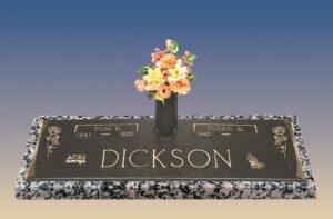 Dickson Custom Bronze Memorial