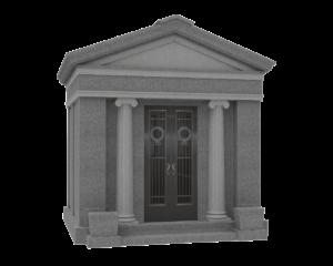 Six Person Custom Family Estate Mausoleum