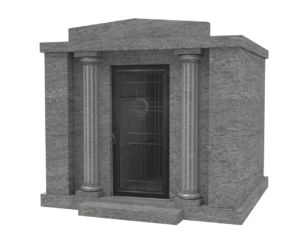 Walk-In Mausoleum For Four
